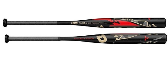 DeMarini 2020 Ultimate Weapon Slowpitch Softball Bat