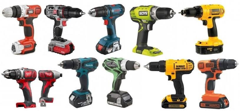 How to choose the best cordless drill