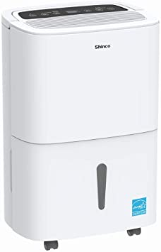 SHINCO 70 Pint Garage Dehumidifier