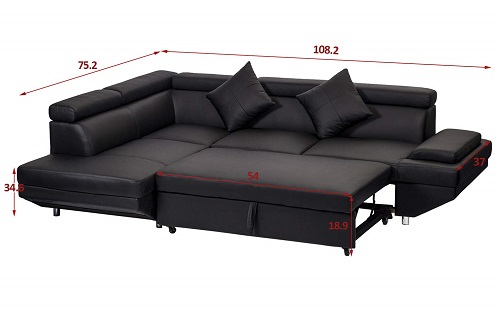 Sofa Sectional Futon Sofa Bed Living Room Sofas Couches