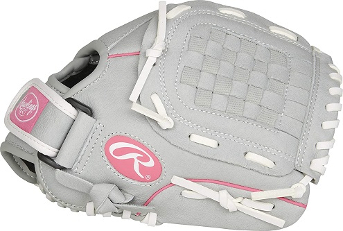Rawlings Sure Catch Youth Softball Glove Series
